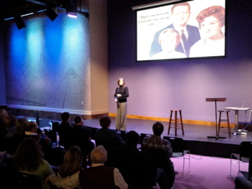 Gathering of Memphis area church leaders