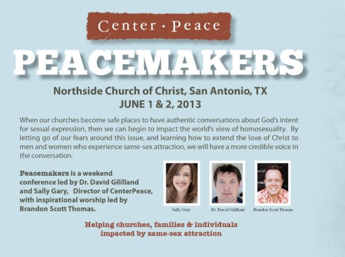 Peacemaker Front SA 2013