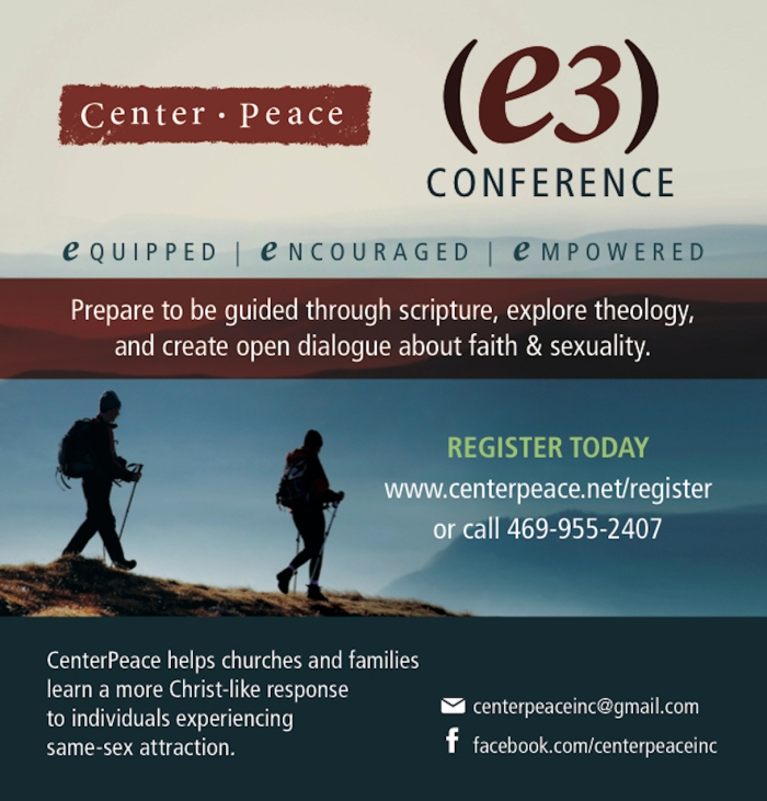 "Resources for Parents Who Feel Isolated & Alone – Reason #8 to Come to the CenterPeace ""e3"" Conference"