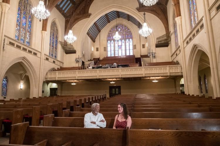 StoryOfUsWithMorganFreeman & Megan Phelps-Roper