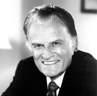 Billy Graham B&W